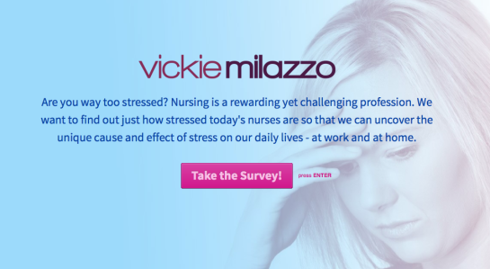 Are You Way Too Stressed? | Vickie Milazzo Institute